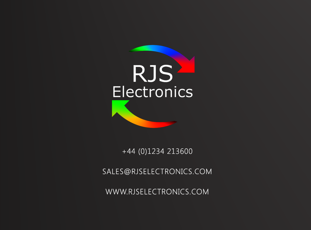 About RJS Electronics Ltd
