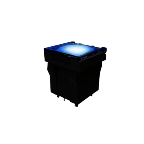 led illuminated broadcast push button switch - full illumination - RJS Electronics Ltd