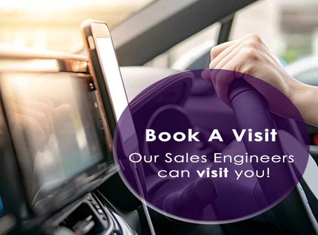 Book a visit with our sales engineer.