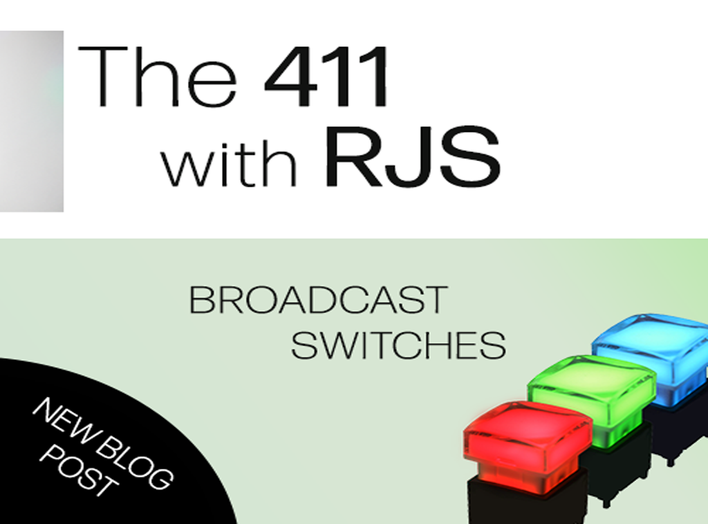 broadcasting RGB switches