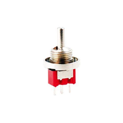 Miniature PCB Toggle Switch by rjs electronics ltd