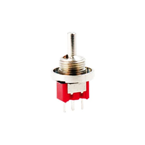 Miniature PCB Toggle Switch by rjs electronics ltd