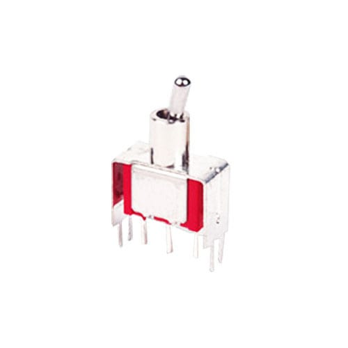 1M - Miniature PCB Toggle Switches, IP67 rated,PCB, Panel mount, Toggle Switches, IP rated, without LED illumination, guards and accessories available. Miniature toggle switch, sealed waterproof toggle switch, sub-miniature toggle switches, ultraminiature toggle switches. Horizontal, right angle, vertical toggle switch. RJS Electronics Ltd.