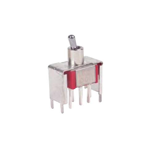 1M - VS5- DPDT - Toggle Switches, PCB switches. RJS Electronics Ltd
