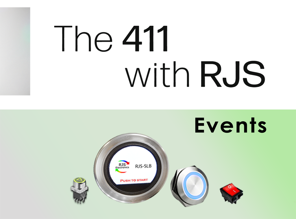 RJS Events, on the road, trade shows, events, UK or International.