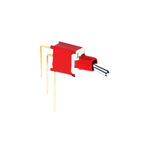 Sealed Sub-Miniature PCB Toggle Switch by rjs electronics ltd