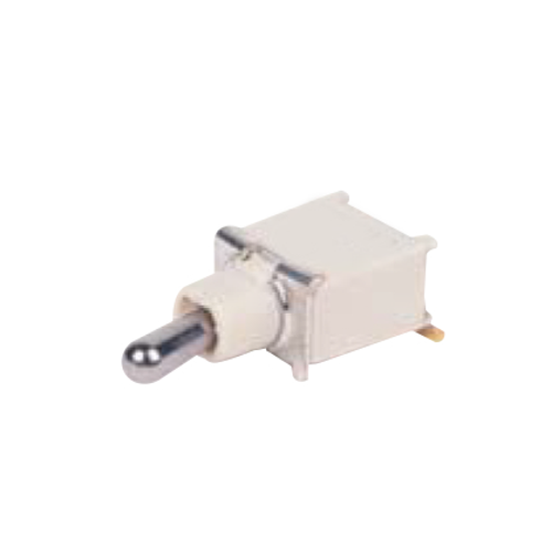 2B Series - MT - SPDT - Toggle Switches, PCB switches. RJS Electronics Ltd
