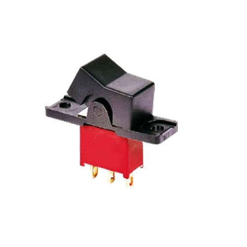 Panel Mount, 3A, Toggle Switch series, SPDT -without LED illumination. RJS Electronics Ltd.