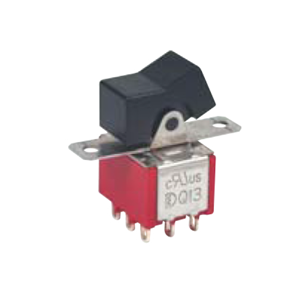 3MSeries - 3A - 3PDT Rocker Switches, Panel Mount switches. RJS Electronics Ltd