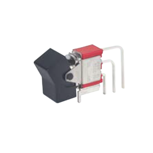 3MSeries - 3A - M7 - SPDT - VERTICAL - Rocker Switches, Panel Mount switches. RJS Electronics Ltd
