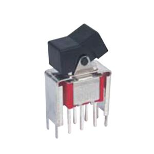 3MSeries - 3A - VS4 - VS5 -DPDT - Rocker Switches, Panel Mount switches. RJS Electronics Ltd