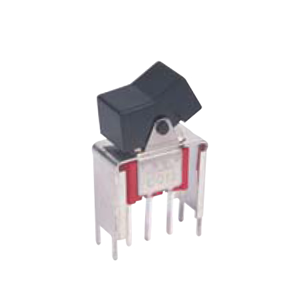 3MSeries - 3A - VS4 - VS5 -SPDT - Rocker Switches, Panel Mount switches. Panel Mount, momentary functioning Rocker switches by RJS Electronics Ltd, Rocker Switches, on off switch, plastic, metal, PCB, panel mount switch, available with and without LED illumination, IP rated, miniature sealed rocker and paddle switch, SPDT – 3PDT. RJS Electronics Ltd.