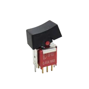 4ASeries - VS2-VS3 - DPDT - Rocker Switches, Panel Mount switches. RJS Electronics Ltd. PCB, panel mount, rocker switch, switch without LED illumination, multiple actuators, vertical rocker switch, IP67 rated, RJS Electronics Ltd.