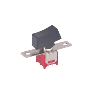 4M Series -DPDT Rocker Switch- DPDT - Rocker Switches, Panel Mount switches - RJS Electronics Ltd, Panel mount, rocker switch, switch without LED illumination, sub-miniature, rocker switch. RJS Electronics Ltd.