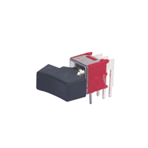 4M Series -M6 - DPDT Rocker Switch- SPDT - Rocker Switches, Panel Mount switches - RJS Electronics Ltd