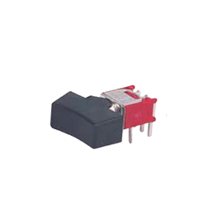 4M Series -M6 - SPDT Rocker Switch- SPDT - Rocker Switches, Panel Mount switches - RJS Electronics Ltd, PANEL MOUNT, Horizontal, Rocker Switch, without LED illumination, RJS Electronics Ltd.