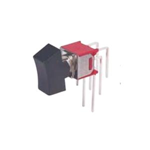 4M Series -M7- DPDT Rocker Switch- SPDT - Rocker Switches, Panel Mount switches - RJS Electronics Ltd