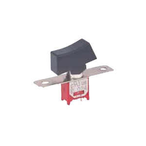 4M Series -SPDT Rocker Switch- SPDT - Rocker Switches, Panel Mount switches - RJS Electronics Ltd, Panel mount, rocker switch, switch without LED illumination, sub-miniature, rocker switch. RJS Electronics Ltd.