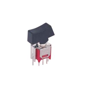 4M Series -VS2-VS3 - DPDT Rocker Switch- SPDT - Rocker Switches, Panel Mount switches - RJS Electronics Ltd