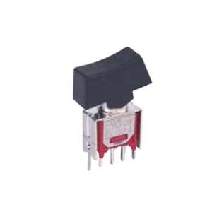 4M Series -VS2-VS3 - SPDT Rocker Switch- SPDT - Rocker Switches, Panel Mount switches - RJS Electronics Ltd