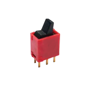 4U Series -M2 -DPDT Rocker Switch- SPDT - Rocker Switches, Panel Mount switches - RJS Electronics Ltd