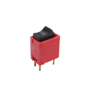 4U Series -M2 -SPDT Rocker Switch- SPDT - Rocker Switches, Panel Mount switches - RJS Electronics Ltd