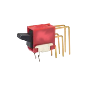 4U Series -M7 -DPDT Rocker Switch- SPDT - Rocker Switches, Panel Mount switches - RJS Electronics Ltd