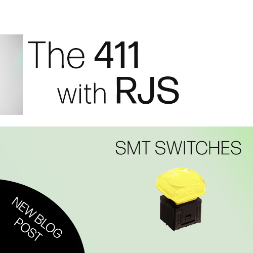 411 with RJS SMT switches