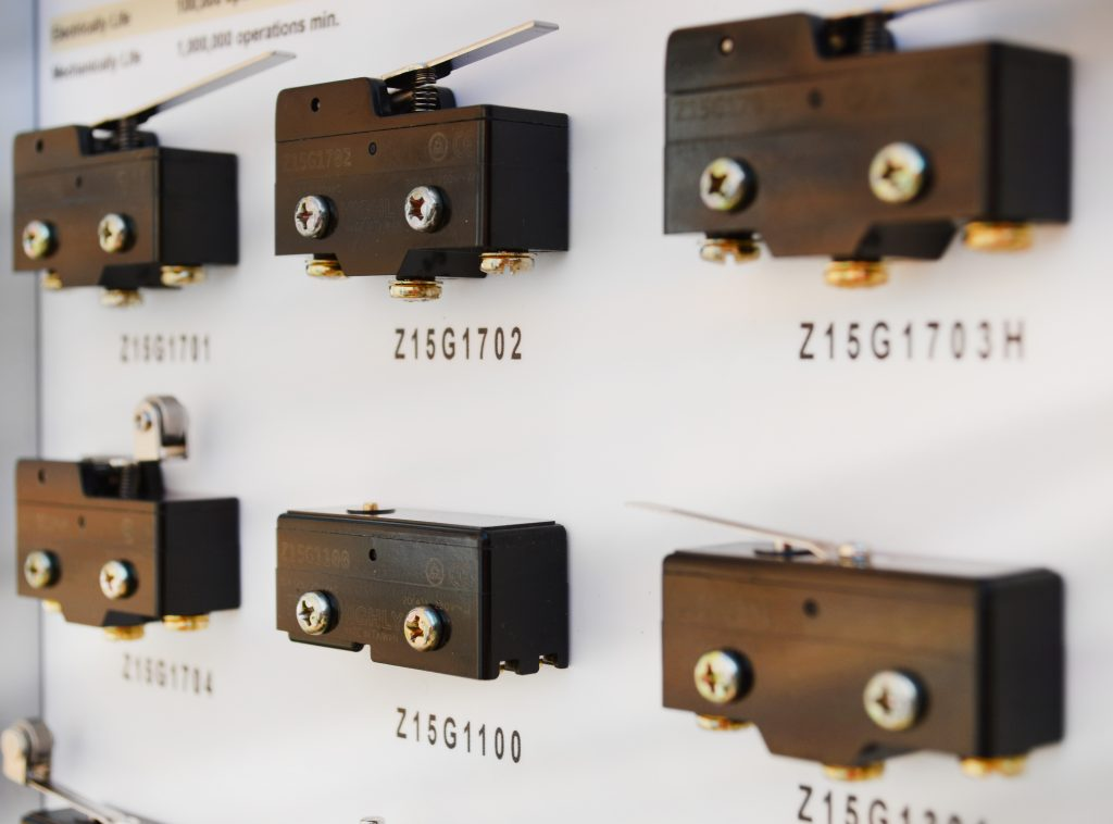 RJSZ15G Series snap action switches z15G series