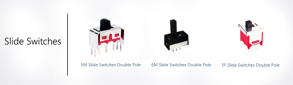 Broadcast Application, Broadcast Industry, Broadcast Switches, RJS Electronics Ltd - Slide Switches