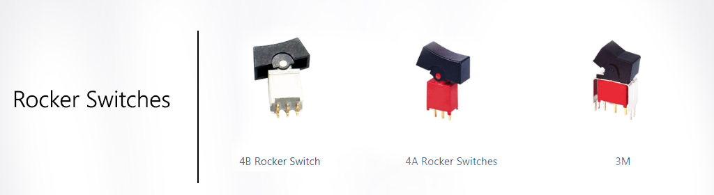 Broadcast Application, Broadcast Industry, Broadcast Switches, RJS Electronics Ltd. - Rocker Switches