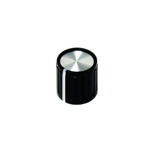 PCB, Pots, encoders & knobs, available in a variety of colours, abs plastic, aluminium, shell with plastic insert & solid aluminium. Without LED illumination, with LED illumination, knobs usually plastic available in many custom option to loosen, tighten, push or pull, as a fixed handle. Used for many applications.