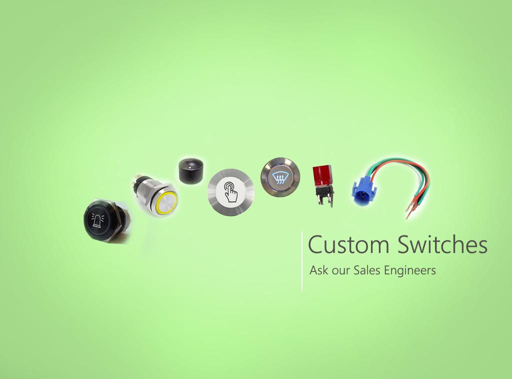 Custom, customisation, RJS Electronics Ltd.