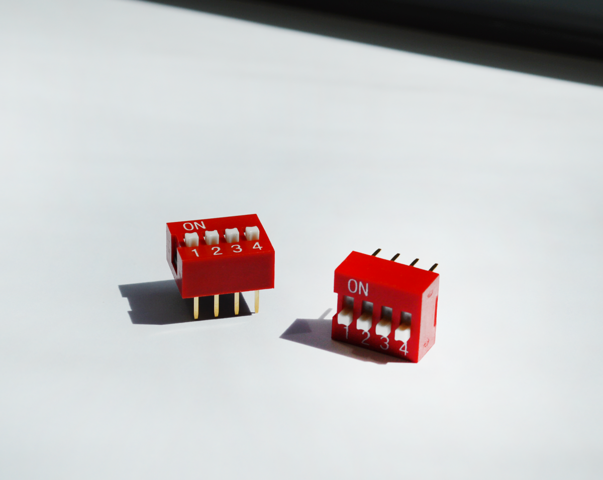 DIP Switches, rjs electronics ltd