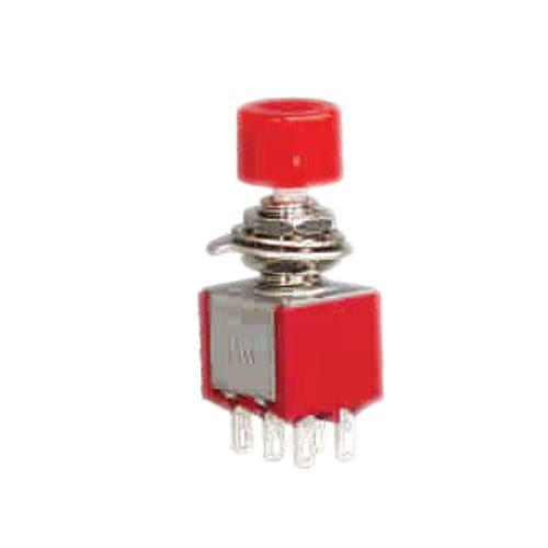 DS Footswitch 1 panel mount push button switch RJS Electronics Ltd.