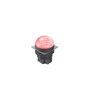 LED Indicator Panel - Domed Round Type - MLC - LED Panel Indicator - RJS Electronics Ltd.