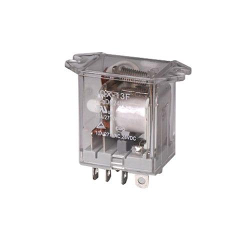 Relays JQX-13F (1C2C), Relays, General Purpose, RJS Electronics Ltd.