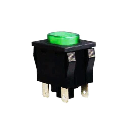 KD footswitch 1 push button RJS Electronics Ltd.