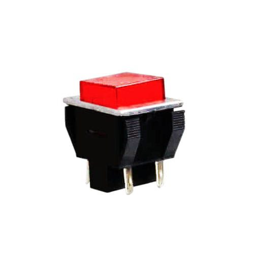KD footswitch 1 red push button RJS Electronics Ltd.