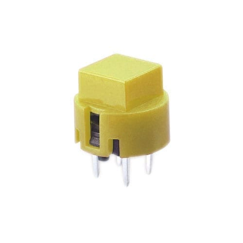 KS01-A - pcb-momentary-tactile-click-push-button-switch-non-illuminated-tact-switch. RJS Electroncis Ltd.