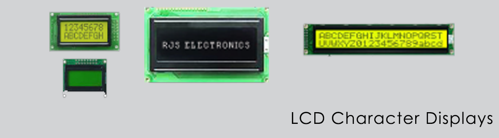 LCD CHARC DISPLAY