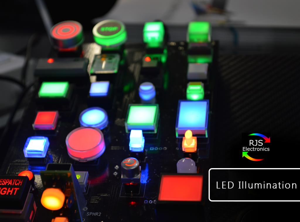 LED Illumination Title Page