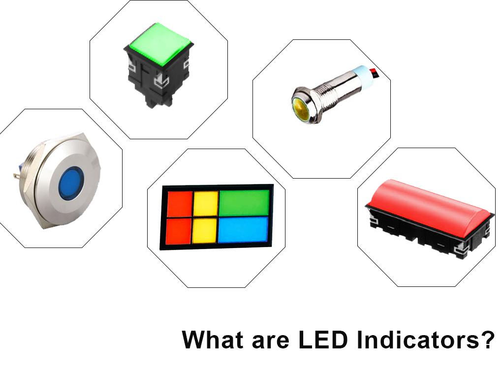 RJS Electronics Ltd, LED indicators, 6mm - 30mm, LED illuminated, single LED illumination, dual colour LED illumination, RGB LED illumination, RJS Electronics Ltd.