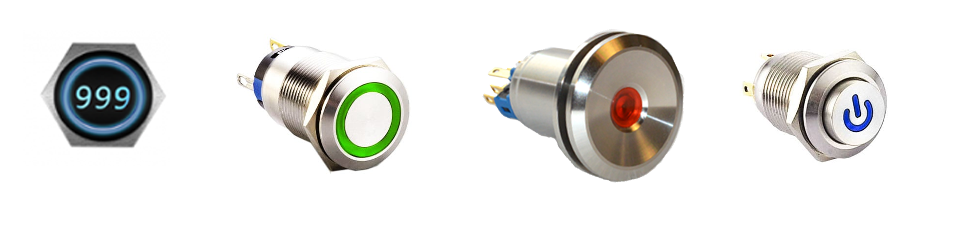 LED illumination options, RJS Electronics Ltd.