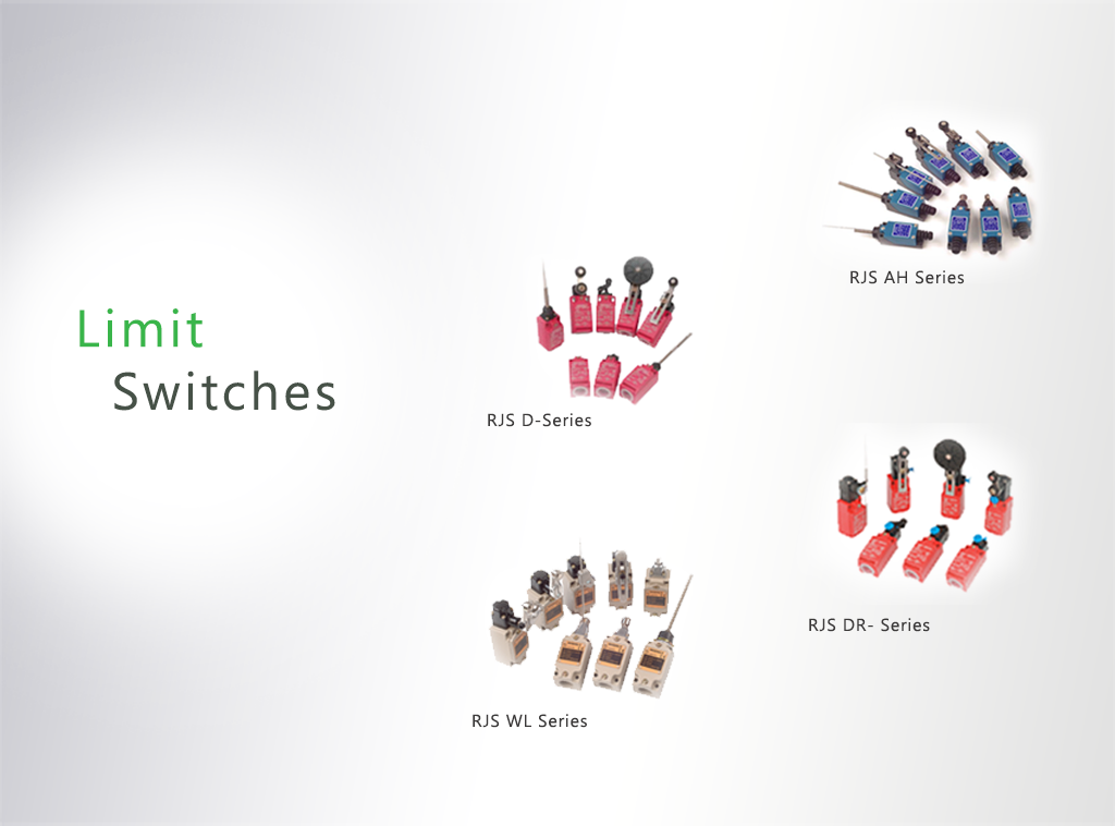 limited switches, industrial controls, RJS Electronics Ltd