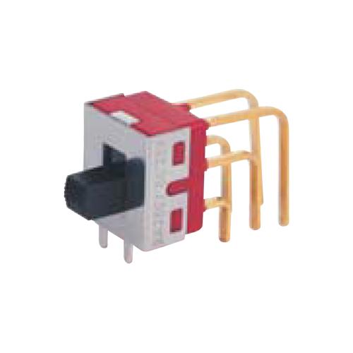 M7 DPDT, slide switch, RJS Electronics Ltd.