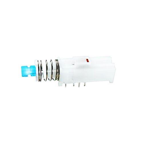 ML LED illuminated push button switch with locking function. RJS Electronics ltd