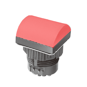 ML - Domed Square Type -LED Indicator Panel - RJS Electronics Ltd.