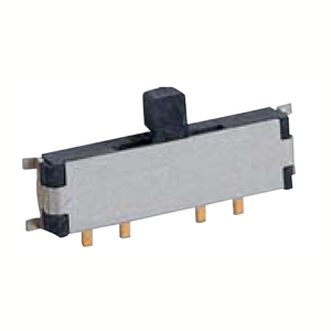 MSS4 - img - SLIDER SWITCHES - - PCB, PANEL MOUNT switches. RJS Electronics Ltd