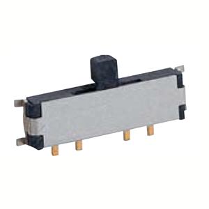 MSS4 - img - SLIDER SWITCHES - - PCB, PANEL MOUNT switches. RJS Electronics Ltd